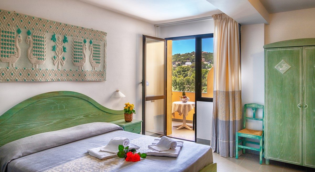 Camere Hotel Cala Dei Pini