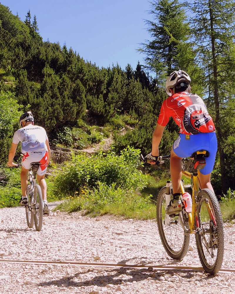 Fahrradtourismus Hotel Cala Dei Pini