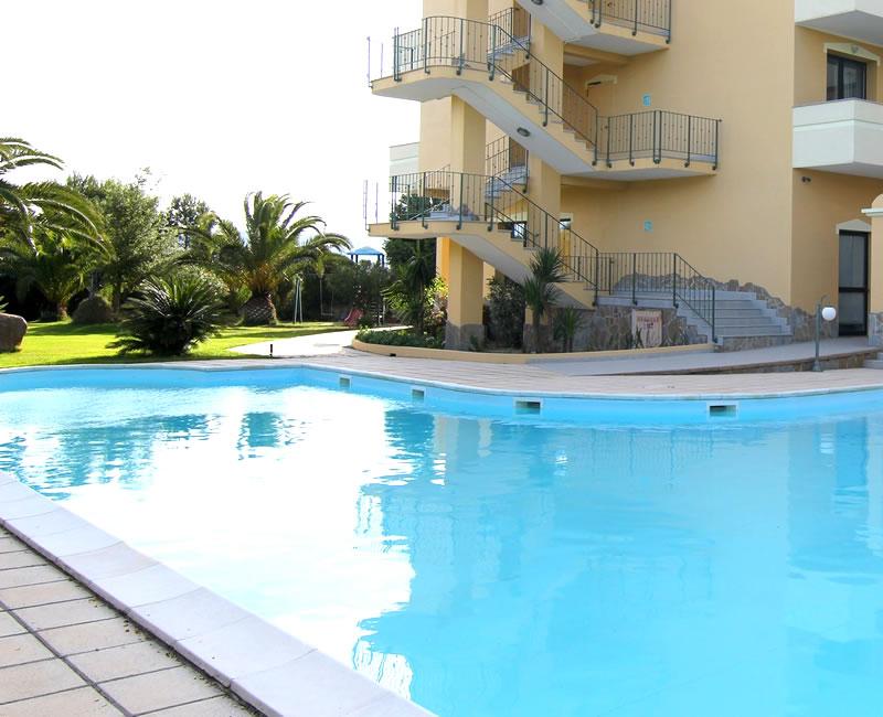 Swimming Pool Hotel Cala Dei Pini