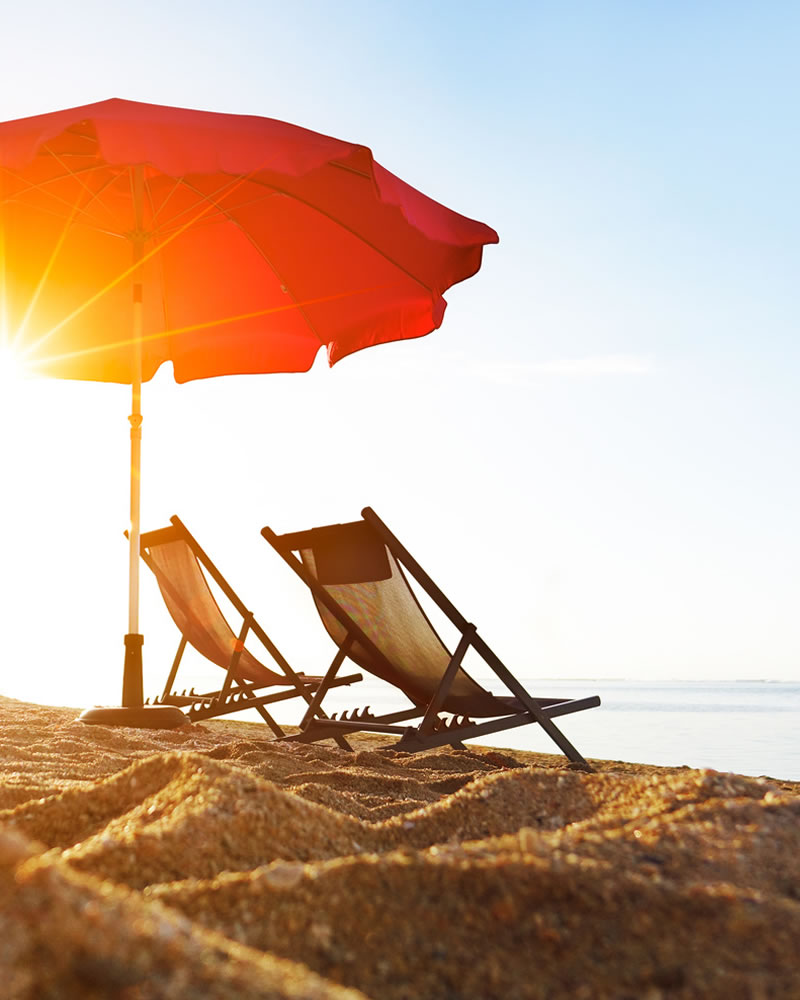 Servizio Spiaggia Hotel Cala Dei Pini