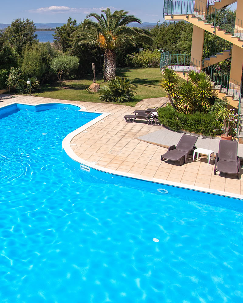 Solarium & Garten Hotel Cala Dei Pini